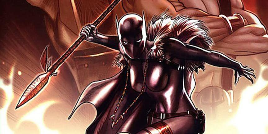 Shuri ako Black Panther