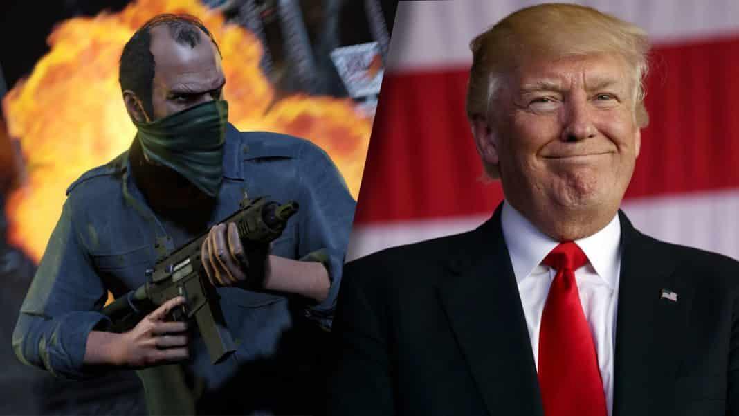 Prezident Donald Trump si pozval veľké herné spoločnosti do bieleho domu. Máme sa obávať?