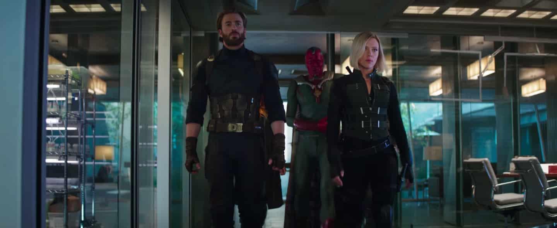 Cap, Vision a Natasha vo Wakande?