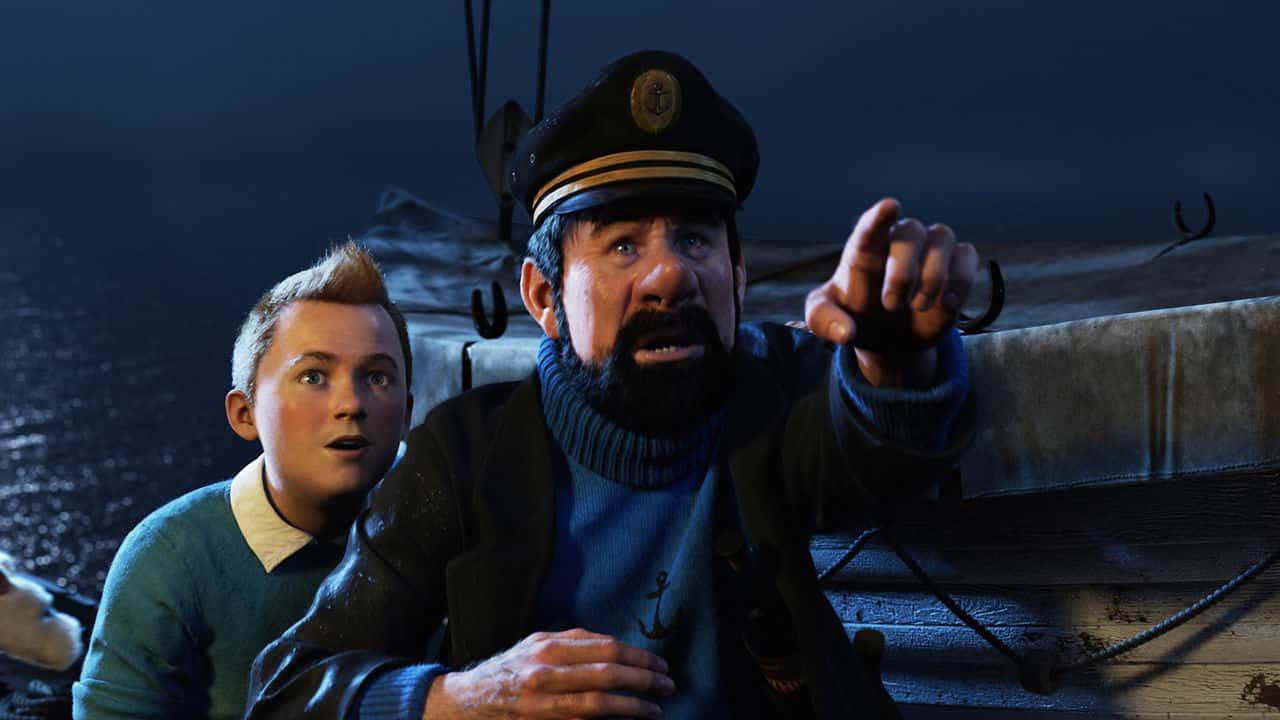 V role kapitána Haddocka sme videli Andyho Serkisa
