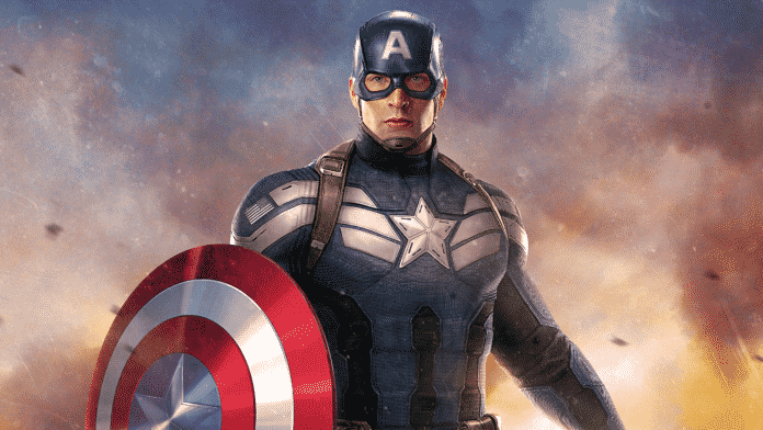 herec chris evans captain america