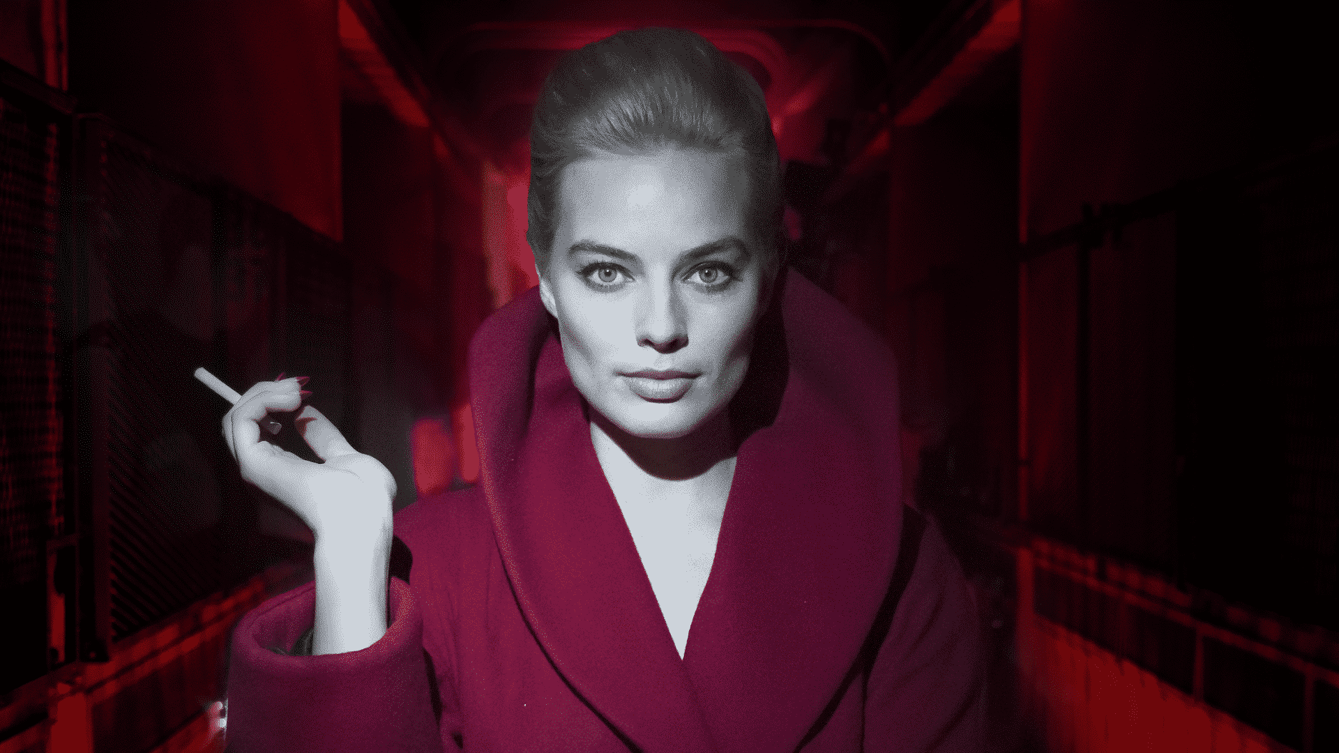 terminal trailer margot robbie