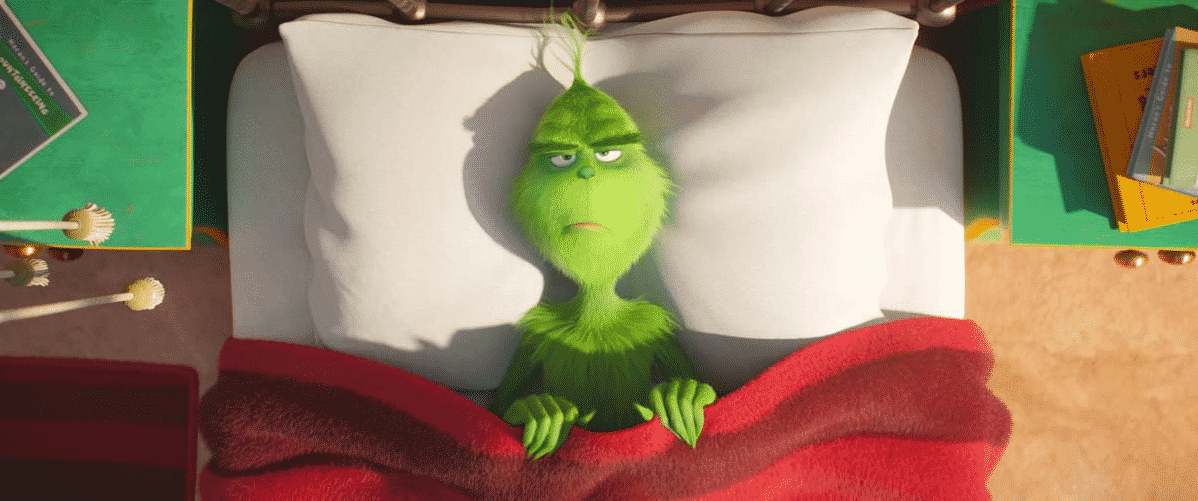 Grinch prvý trailer