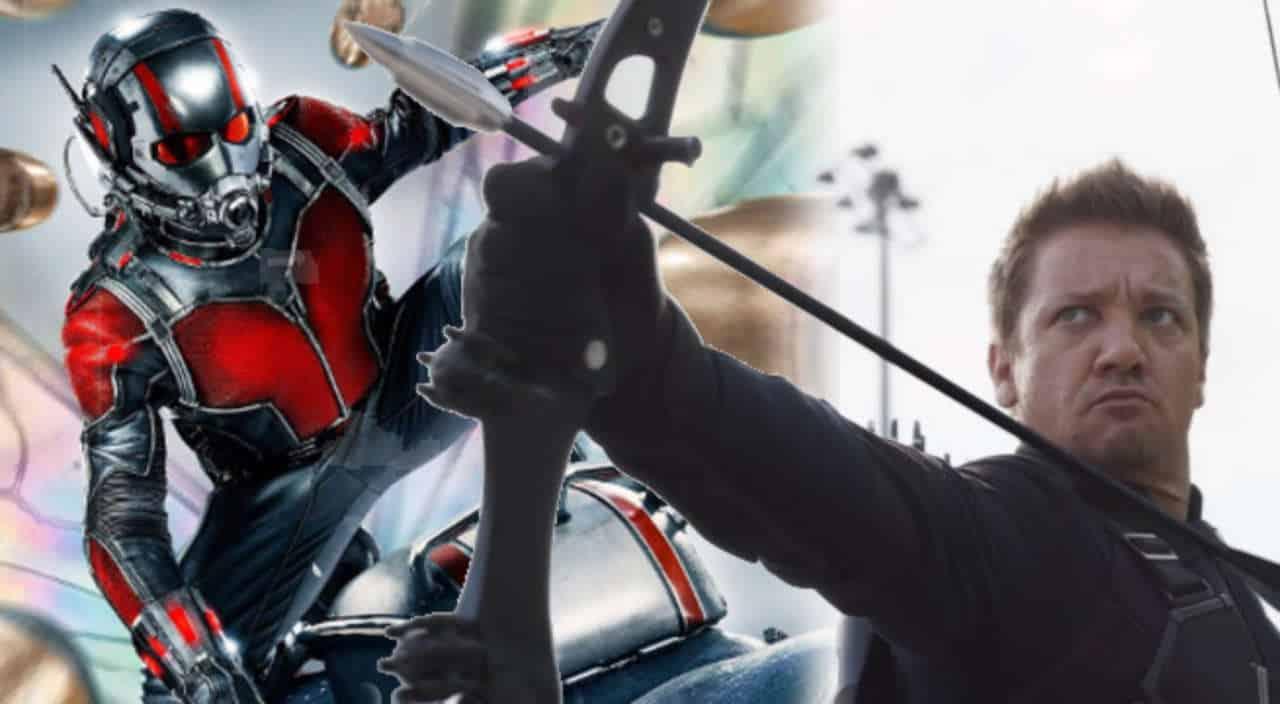 Hawkeye a Ant-Man