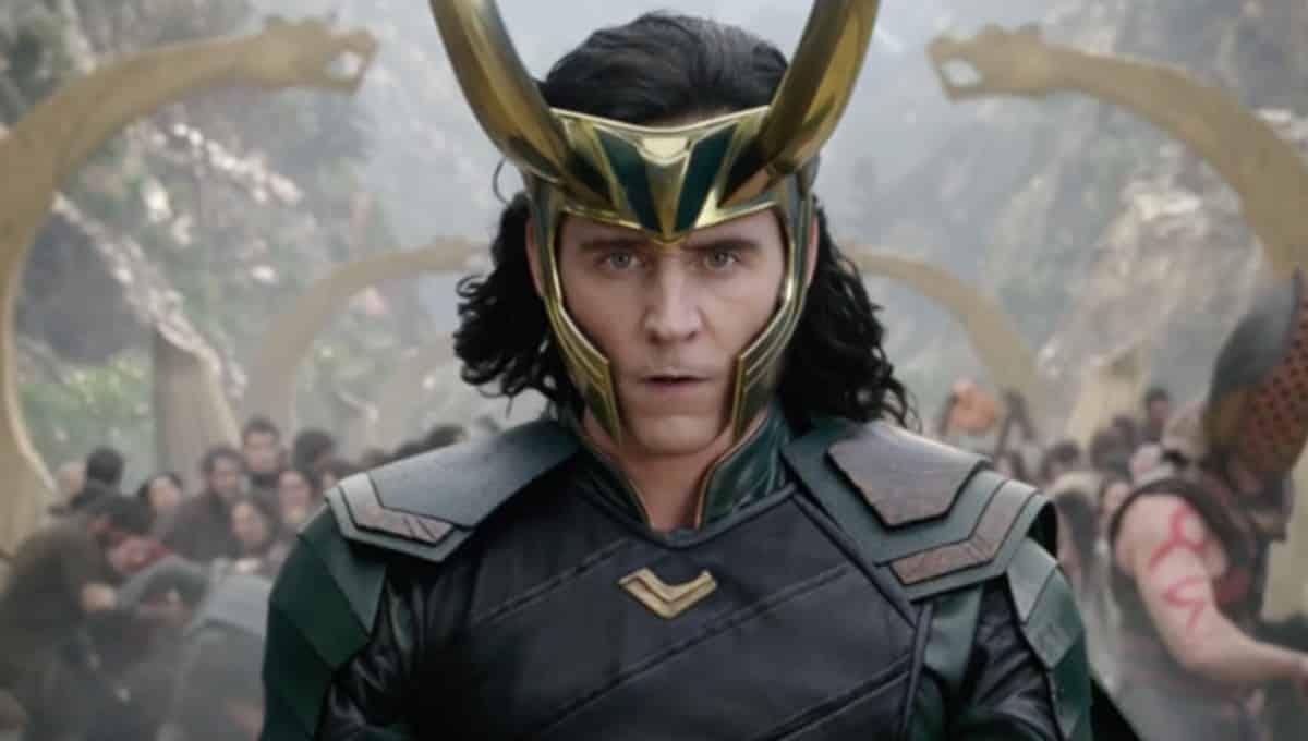 Loki v Avengers: Endgame