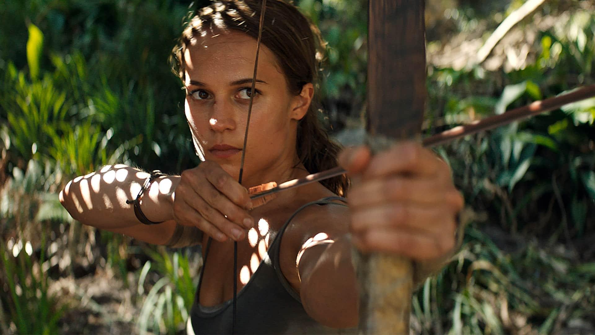 Tomb Raider je veľké videoherné meno, funguje aj vo filme?