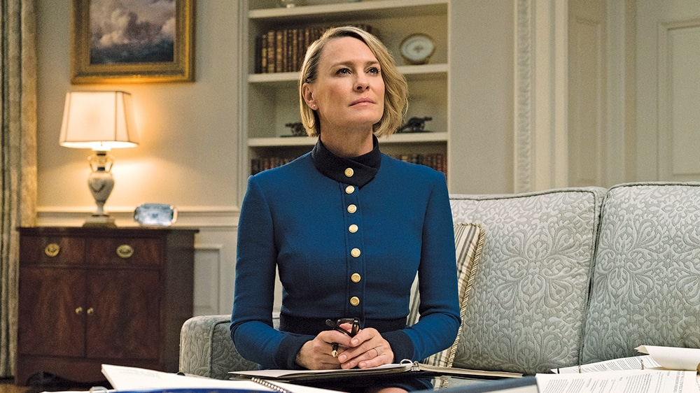 House of Cards šiesta séria trailer