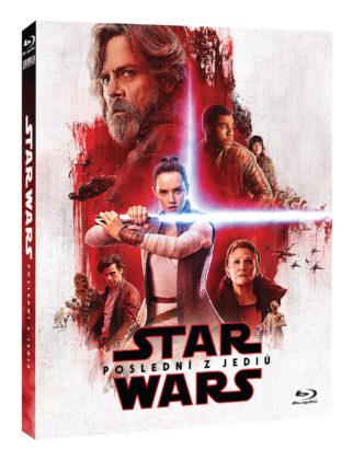 Star Wars: Poslední Jediovia na dvojdiskovom Blu-Ray (EDÍCIA ODBOJ)