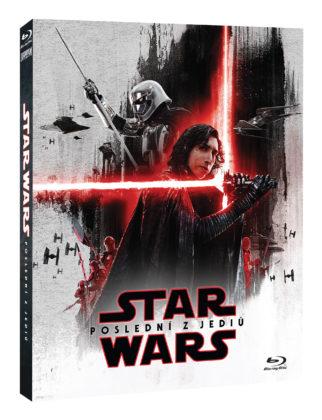Star Wars: Poslední Jediovia na dvojdiskovom Blu-Ray (EDÍCIA PRVÝ RÁD)