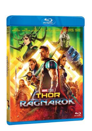 Thor: Ragnarok na Blu-Ray