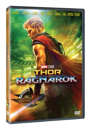 Thor: Ragnarok na DVD