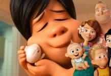 animák od Pixaru menom Bao