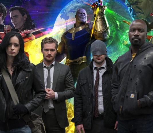 Defenders súčasťou filmu Infinity War