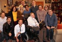 Teória veľkého tresku si uctí Stephena Hawkinga