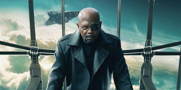 Nick Fury v Infinity War