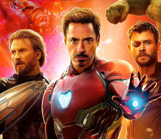 Avengers: Infinity War RECENZIA