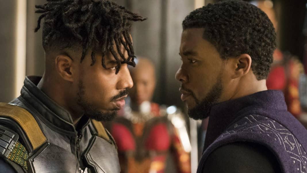 Black Panther oznamuje príchod na Blu-Ray!