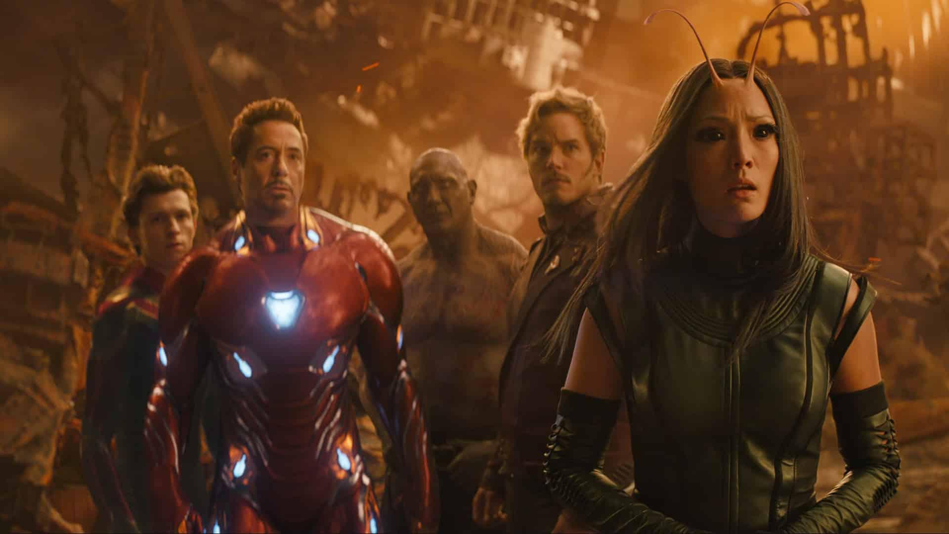 6 dôvodov prečo je Avengers: Infinity War najväčší film všetkých čias!