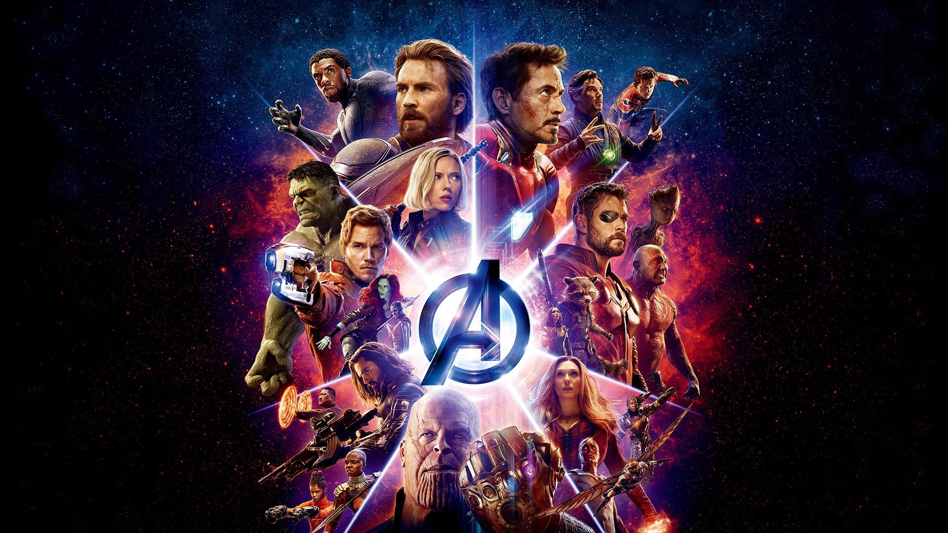 PRVÉ REAKCIE: Avengers: Infinity War Avengers: Infinity War bol prvýkrát ukázaný!