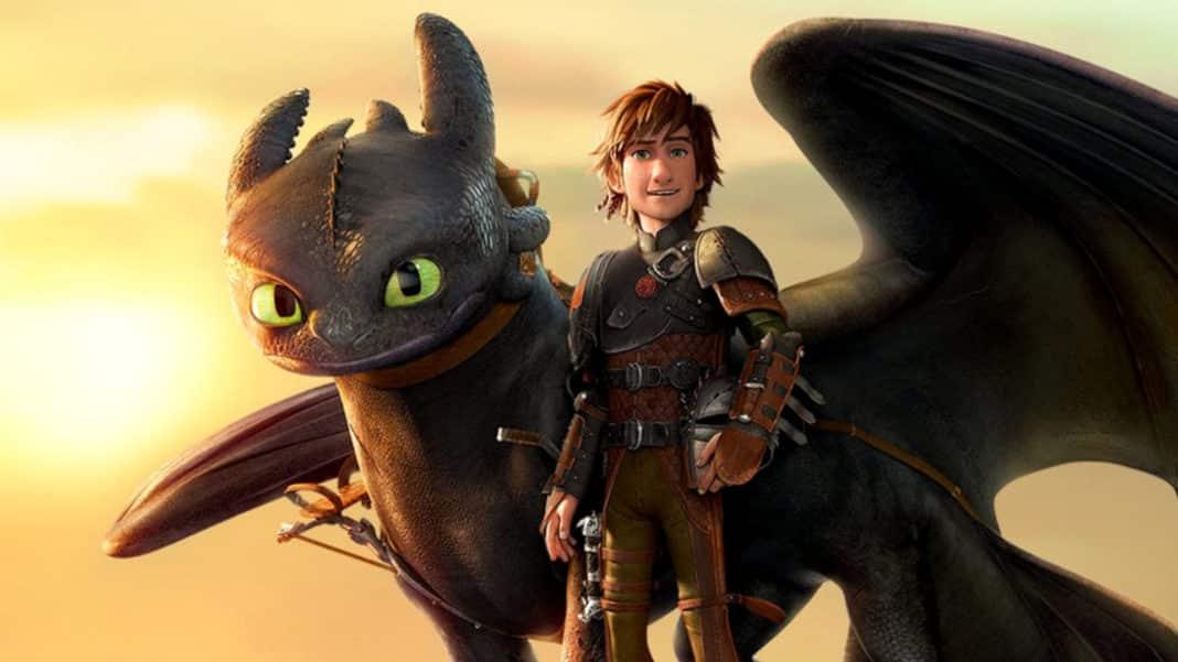Ako si vycvičiť draka 3 pozná oficiálny názov a príbeh!