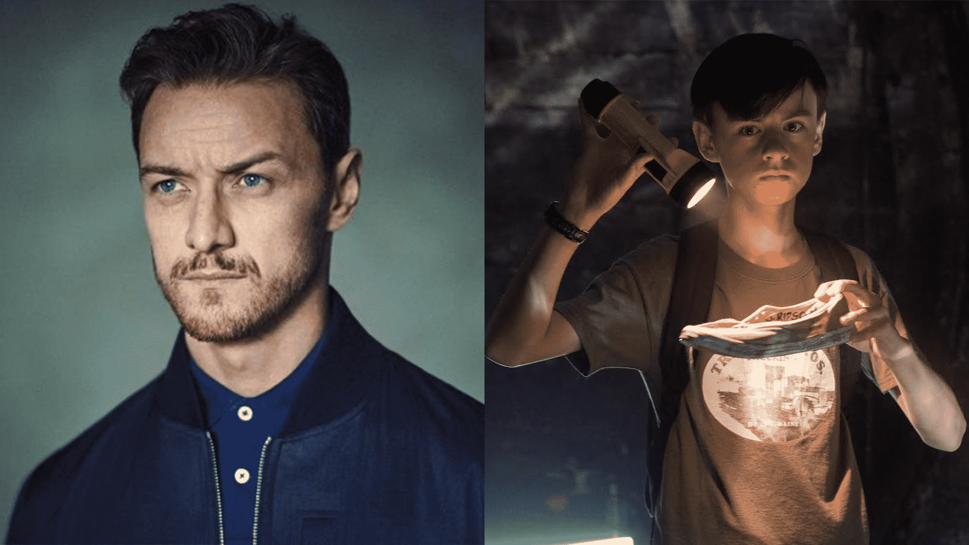 James McAvoy ako Bill