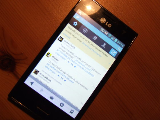 LG Optimus L5 (E610) vie čo je retro