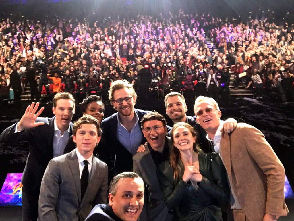 Herci a režiséri na Londýnskej 20-minútovej premiére filmu