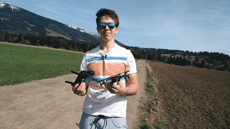 slovenský youtuber jurajvie