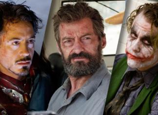 superhrdinovia a ich herecké výkony