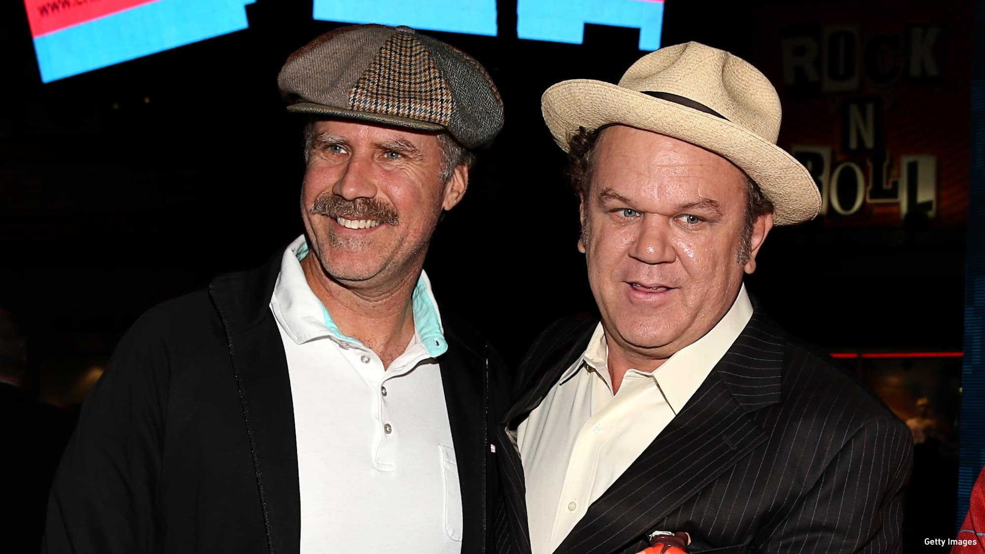 John. C. Reilly will ferrel Holmes & Watson