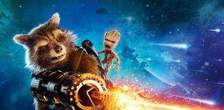 Ako sa dabovali postavy Rocketa Raccoona a Baby Groota