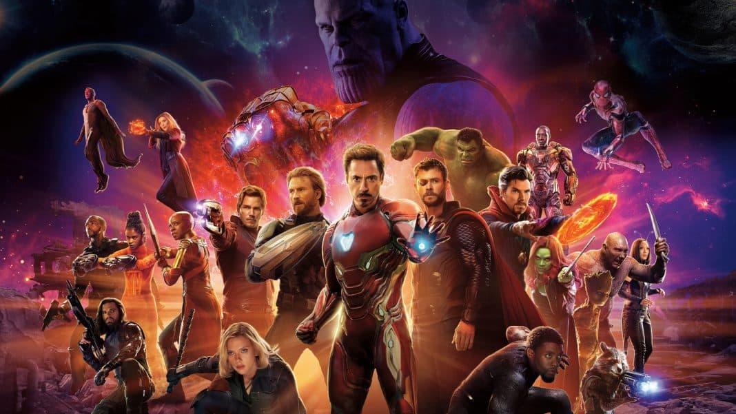 zárobok filmu avengers