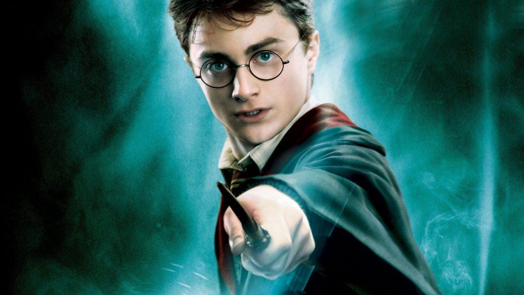herci z filmovej série Harry Potter daniel radcliffe