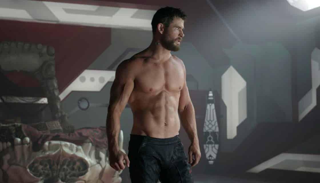 Aktuálna forma Chrisa Hemswortha