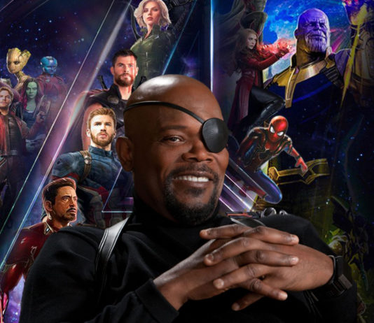 Nick Fury v Infinity War
