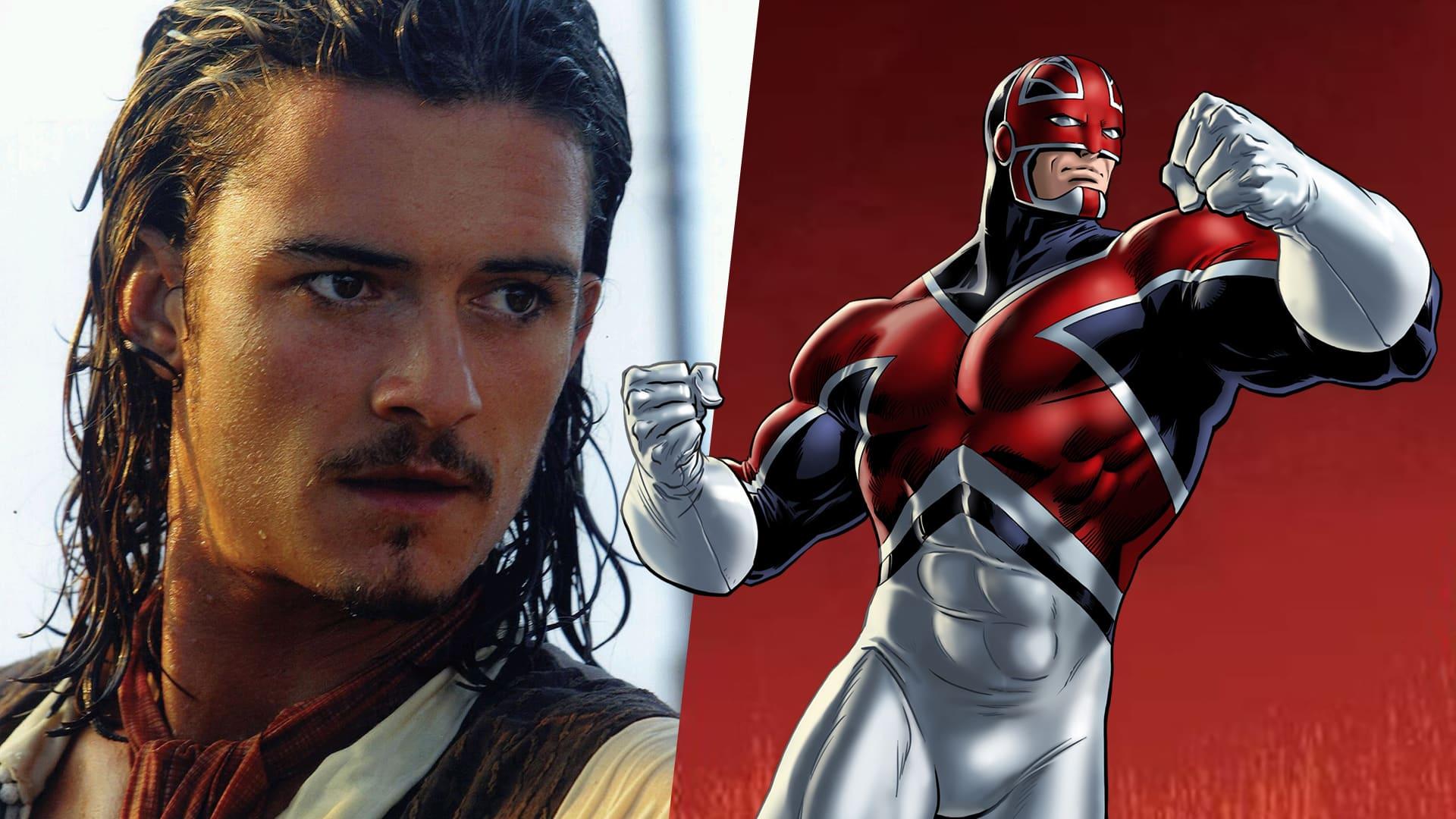 Pridá sa Orlando Bloom do Marvel sveta?
