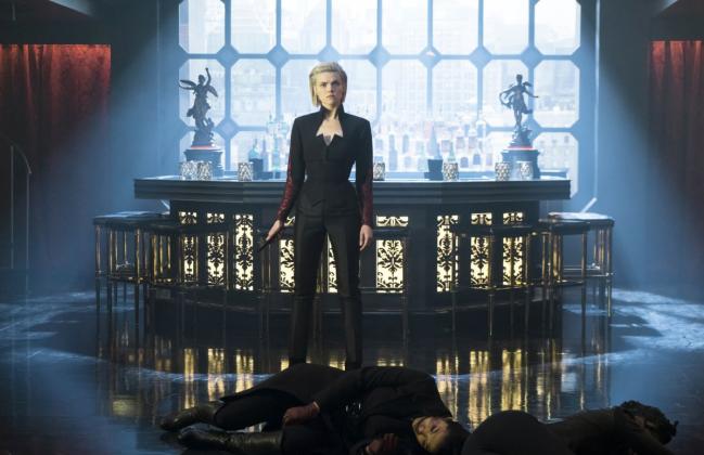 finále štvrtej série Gothamu
