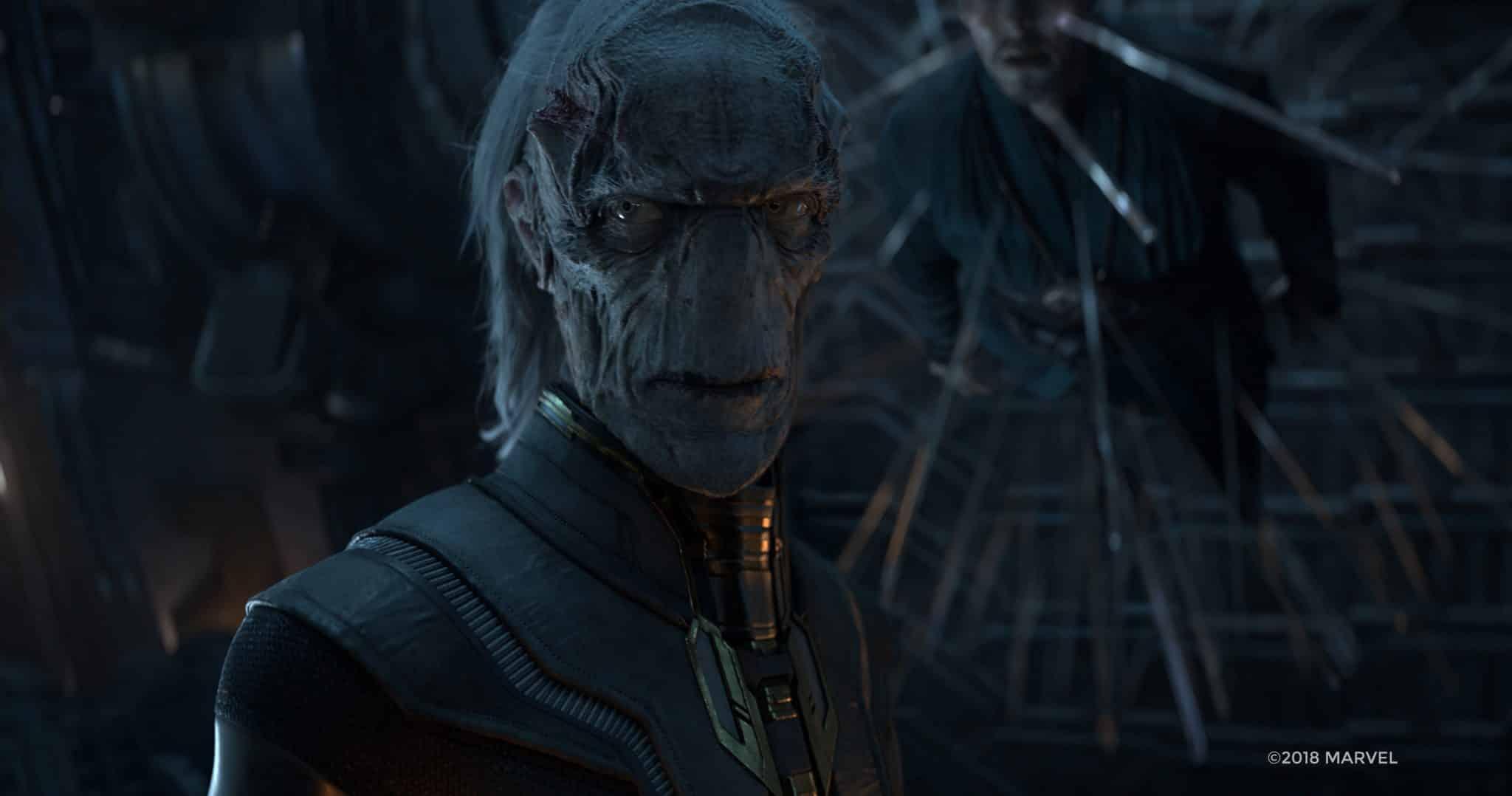 Avengers: Infinity War fotky