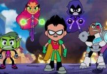 Nový Teen Titans Go! To The Movies trailer predstavuje záporáka Deathstrokea!