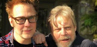 Strážcovia Galaxie 3 a Mark Hamill