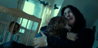 Alan Rickman bol s postavou profesora Snapea nespokojný