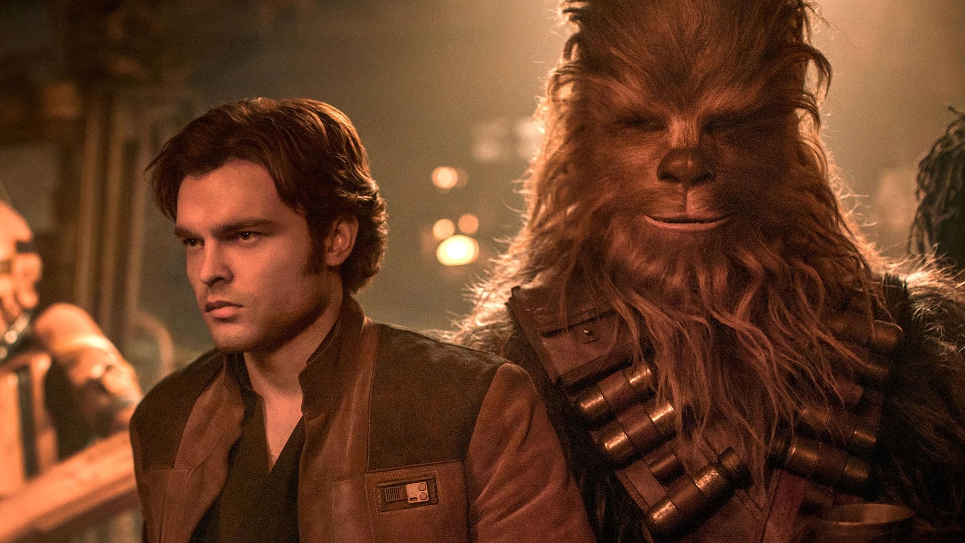 Nové zábery z filmu Solo: A Star Wars Story