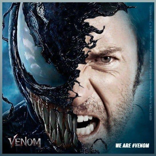 Hugh Jackman ako Venom?