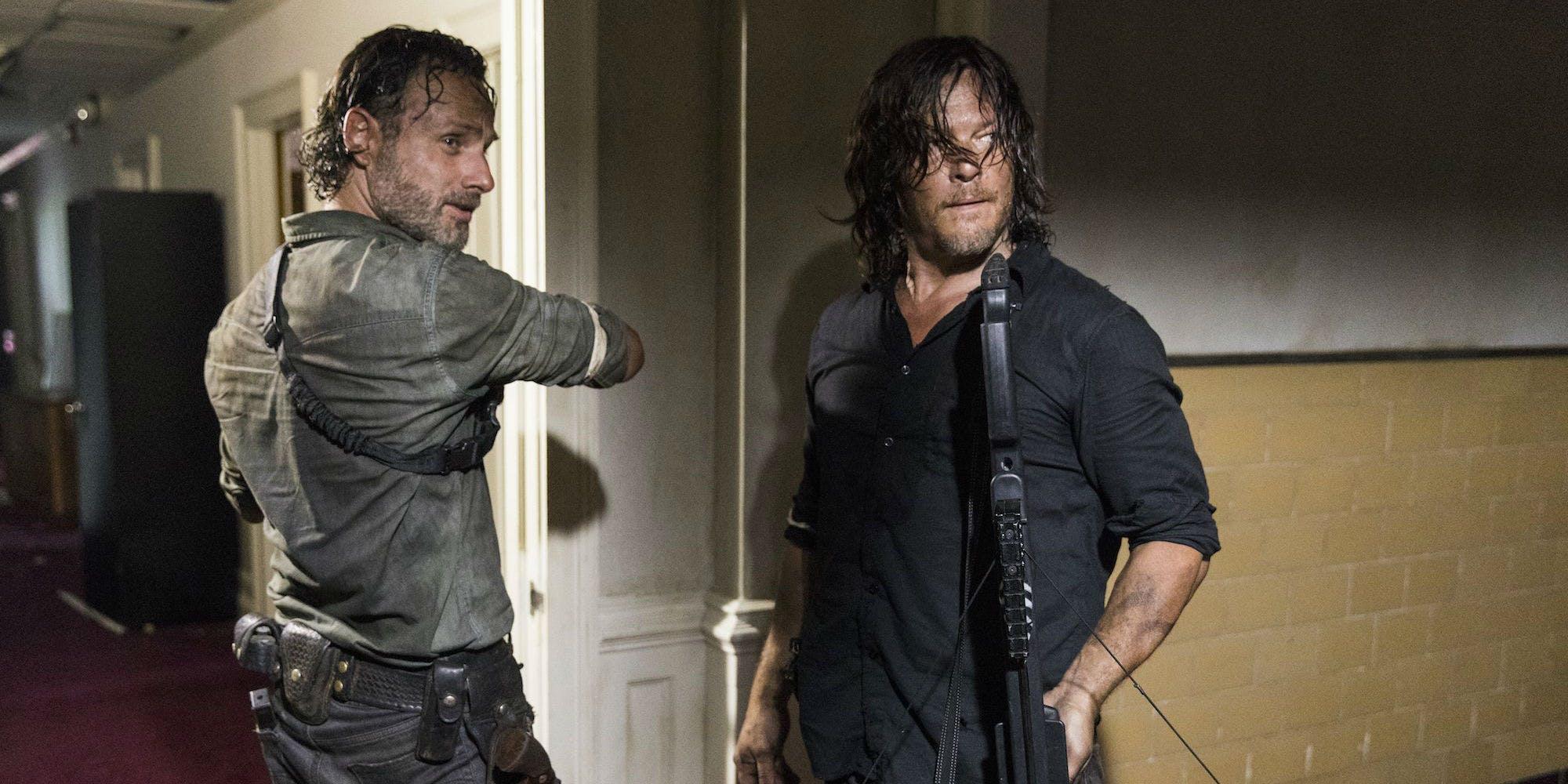 opustí nás hlavná postava The Walking Dead