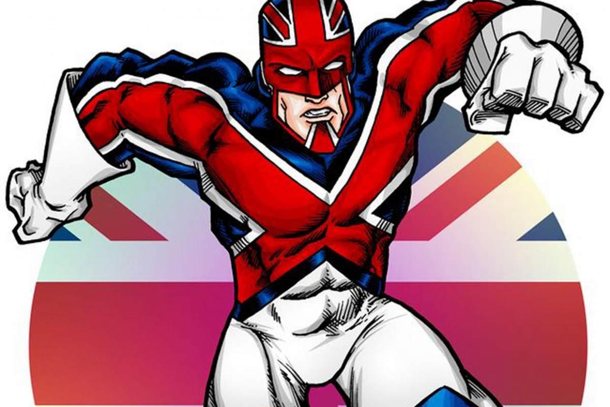 Captain Britain v komiksovej podobe