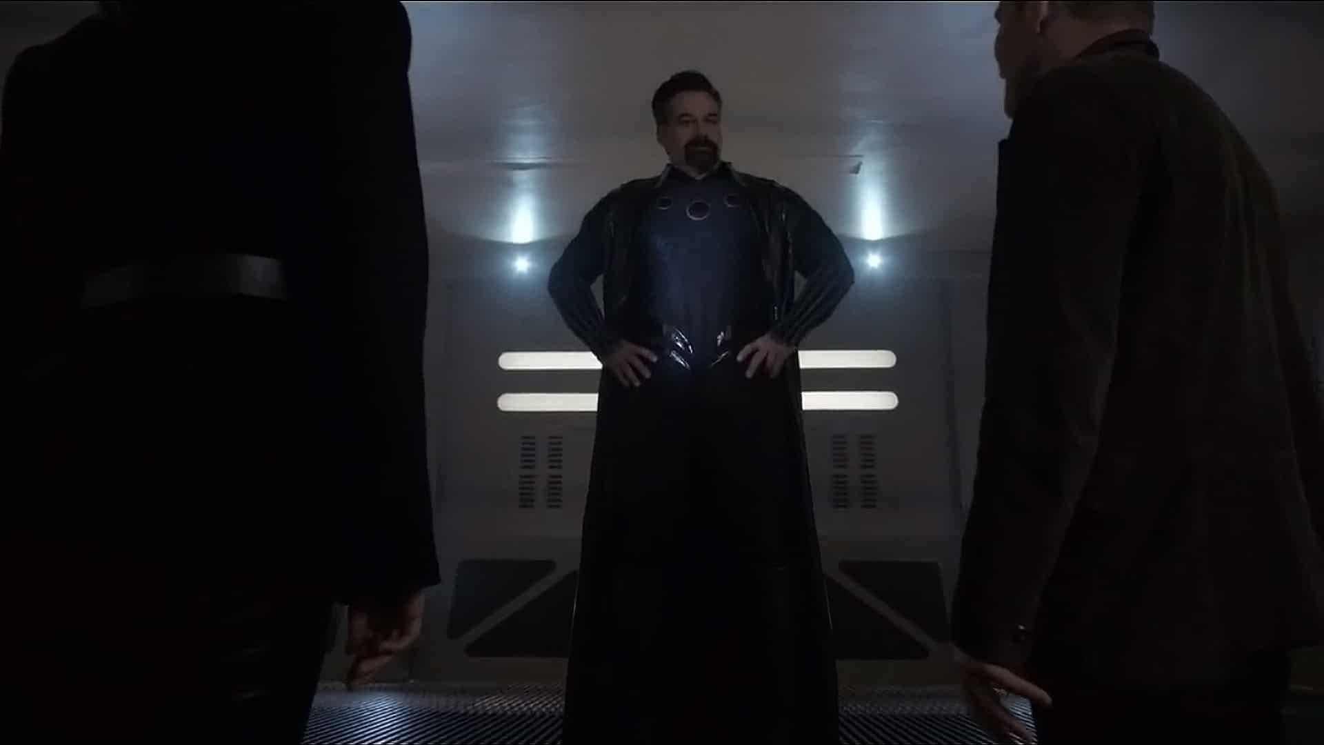 záporák šiestej série Agents of SHIELD