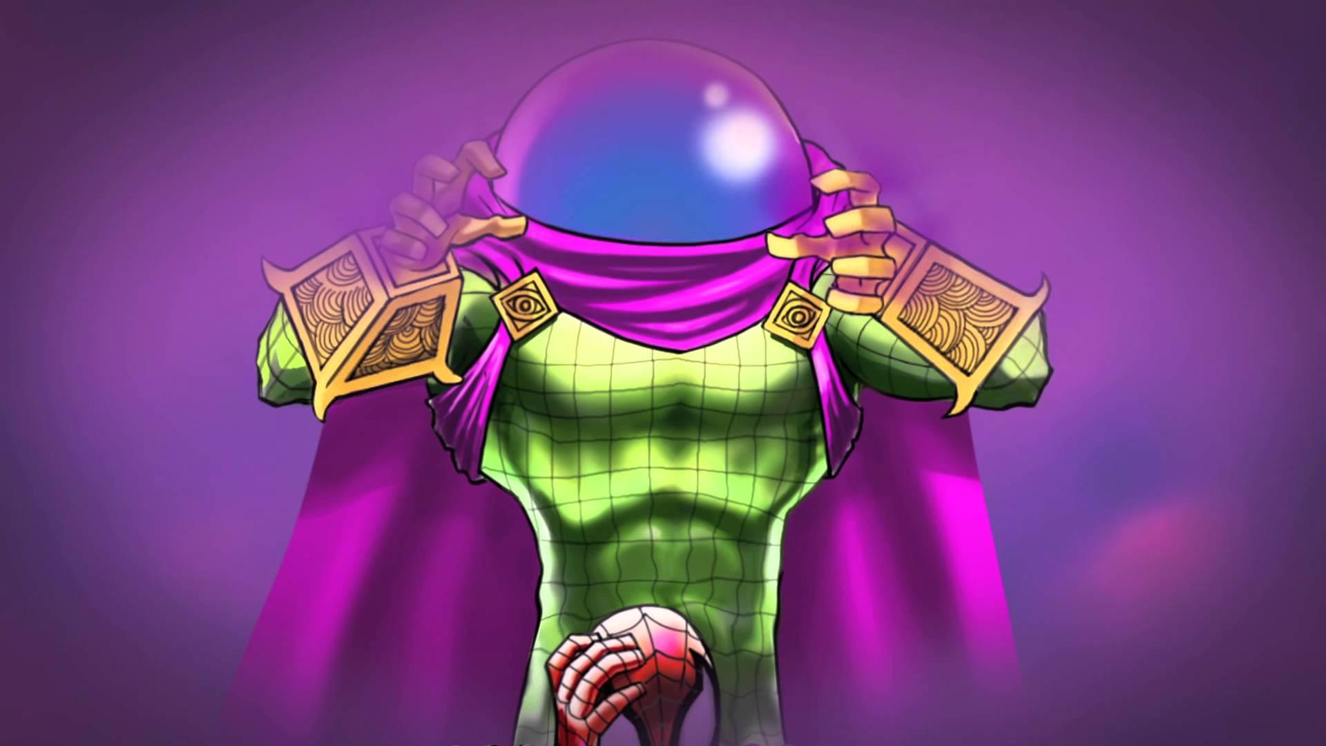 Mysterio v komiksoch