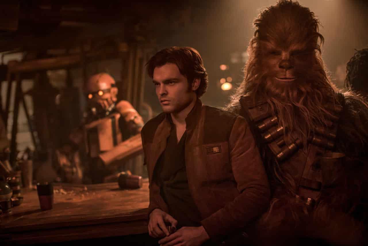 Han a Chewie opäť spolu v ďalšom filme; Zdroj: starwars.com