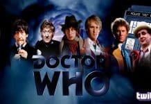 maratón pôvodnej show Doctor Who