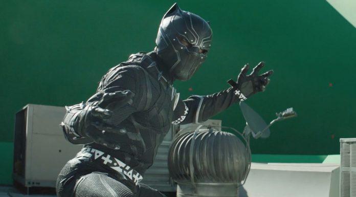 CGI Black Panter